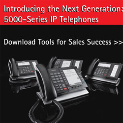 5000 series IP telephones